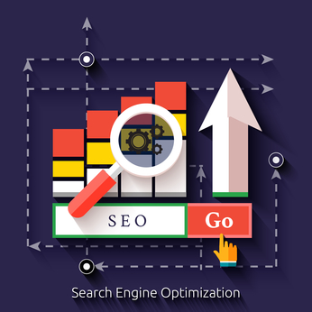 Seo search engine optimization zoekmachine optimalisatie