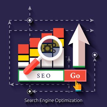 Seo search engine optimization zoekmachine optimalisatie